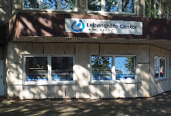 Lebenshilfecenter von aussen