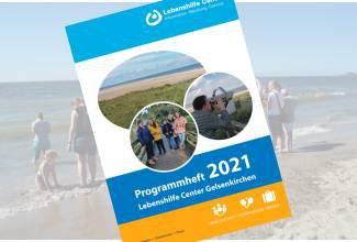 Titelseite des Programmheftes 2021